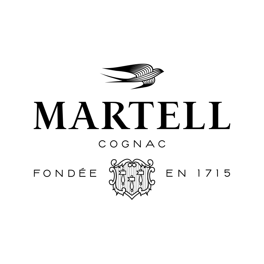 client Martell logo